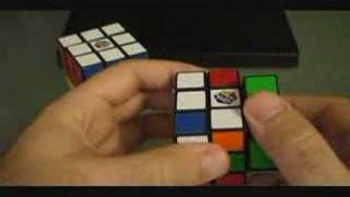 How to solve One-Side-Only on Rubik