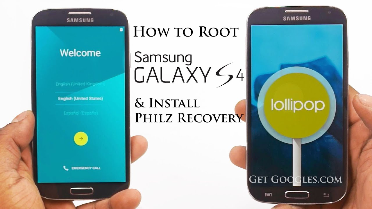 Root - Samsung Galaxy S4