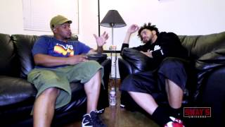 """J. Cole Uncensored: Why He's Not Following """"Their"""" Rules"""