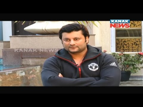 Soumya O Celebrity With Anubhav Mohanty