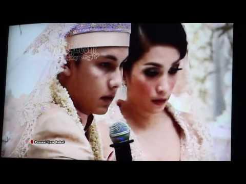 Free download Mp3 Alhamdulillah, Ussy & Andhika Resmi Suami-Istri terbaik