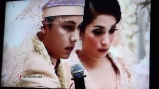 Alhamdulillah, Ussy & Andhika Resmi Suami-Istri