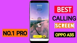 Enable NO   1 BEST CALLING SCREEN FOR ANY OPPO A3S PHONE | VANI APP | By