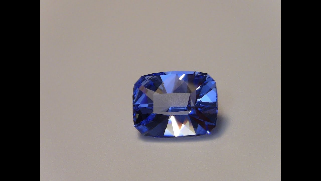 Faceting gemstones: the sultans seat