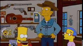 Buck McCoy | Los Simpson