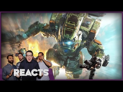 Titanfall 2 Multiplayer Impressions - Kinda Funny Reacts