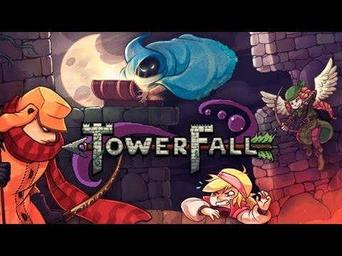 IGN Reviews - Towerfall - Review