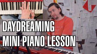 Happy To Serve (The Song): Jonny's Daydreaming Piano Bridge