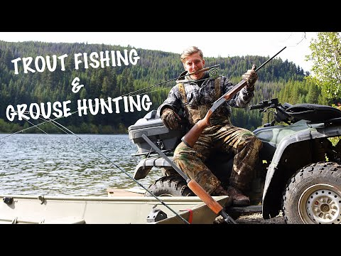 Remote British Columbia Camping (Fish & Hunt)