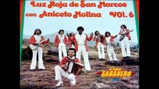 PERDONA MI FRANQUEZA - LA LUZ ROJA DE SAN MARCOS (Con Aniceto Molina)