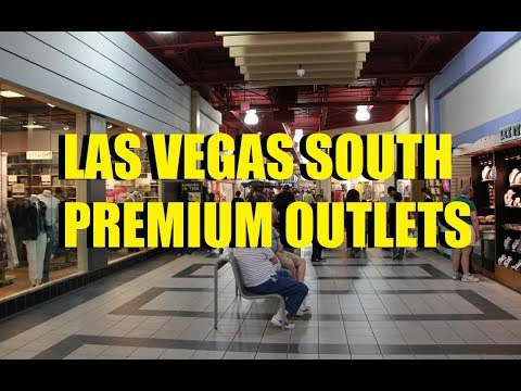 Las vegas shopping south