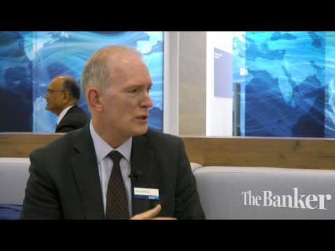 View from Sibos: Greg Murray, BAML, talks about innovation in today's regulatory environment