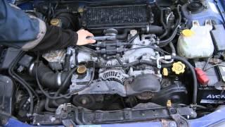 Subaru Impreza Turbo 2000 knocking
