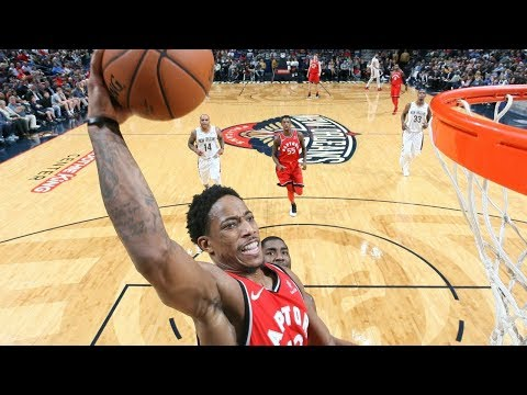DeMar DeRozan | Eastern Conference Player of the Week | Week 5