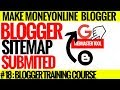 Google Search Console: How to Submit Blogger Sitemap to Google Webmaster Tools Step by Step Tutorial
