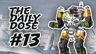 Is this the best energy sniper Mech? - Shadowhawk SHD-2K - Mechwarrior Online - The Daily Dose #13