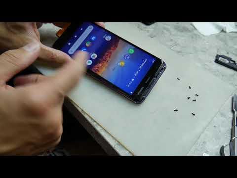 Nokia 3.1 - Они сделали работу над ошибками! Замена дисплея