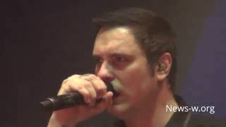 Breaking Benjamin - I Will Not Bow - Moscow, Stadium Live 17.06.2016