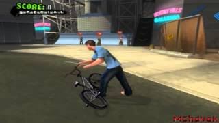 Tony Hawks American Wasteland PC gameplay