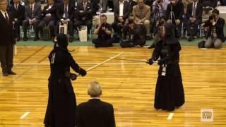 15th All Japan 8-dan Kendo Championships — QF2