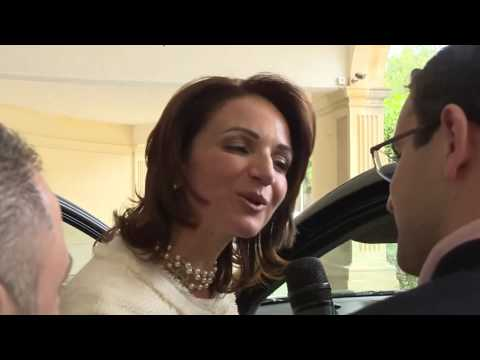Nistaqsu lil Michelle Muscat dwar ir-relazzjoni taghha ma' Leyla Aliyeva