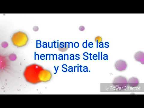 Bautismo Hnas Stella Y Sarita