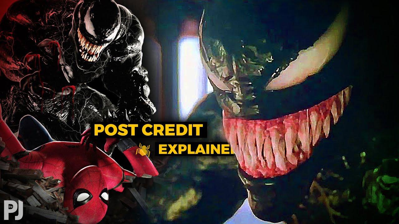 Download Venom 2 Post-Credit Scene Explained (Hindi)   VENOM LET THERE BE CARNAGE