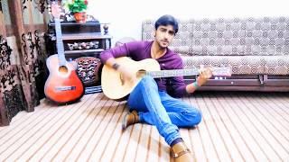 Aise na mujhe tum dekho | Dil me chupa loonga| Armaan malik | Guitar cover by GM