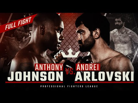 WSOF2: Anthony Johnson vs Andrei Arlovski  Fight