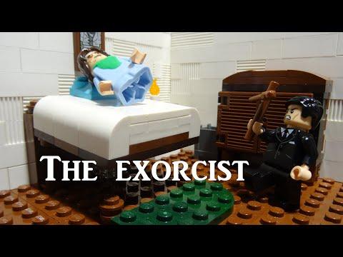 Lego The Exorcist - Stop Motion Horror Animation
