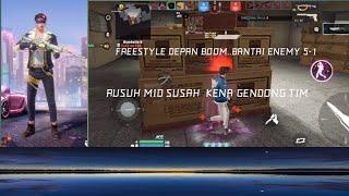 game baru sama dengan game PC  M.A.T bullet angel: mat on mobile. screenshot 3