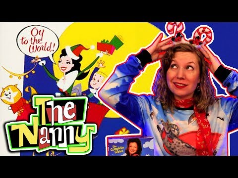 Oy to the World: The Nanny Animated Christmas Special (1995) (Manic Episodes)