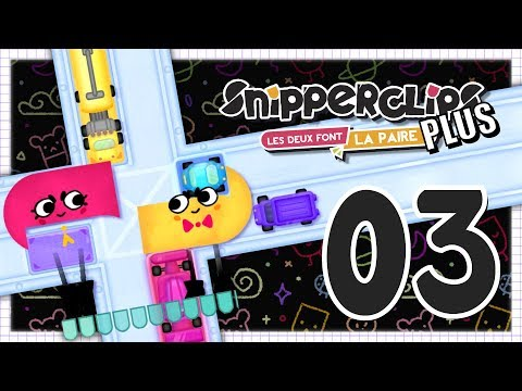 SNIPPERCLIPS PLUS EPISODE 3 NINTENDO SWITCH COOP FR |