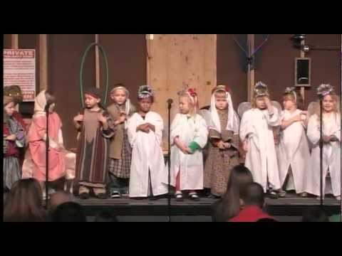 Bows of Holly - Children's Christmas Program 12-16-12 11am