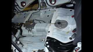 Шумоизоляция автомобиля Toyota Prius.(Шумоизоляция автомобиля Toyota Prius выполнена материалом SGM., 2015-11-02T14:26:00.000Z)
