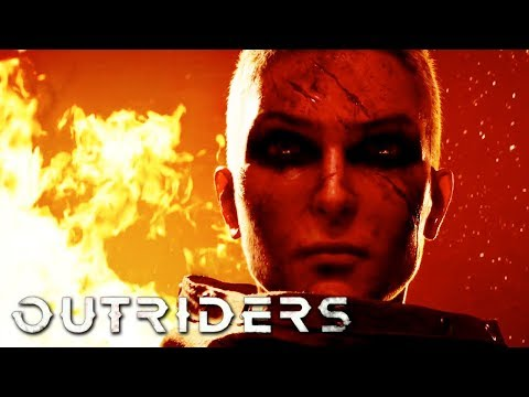 Outriders - Official Reveal Trailer | E3 2019