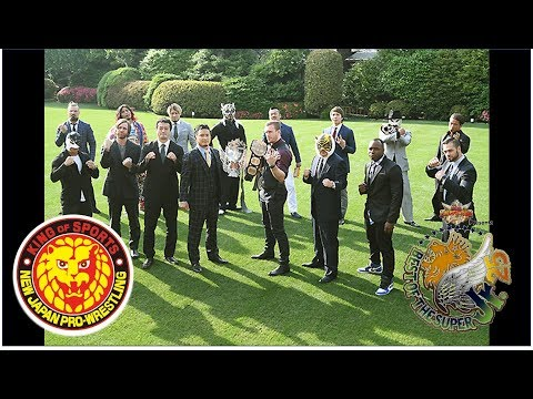 BEST OF THE SUPER Jr. 25 : Press Conference (May 17)