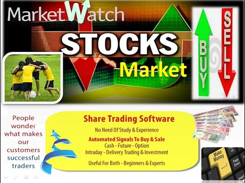popular Technical Analysis Software For Indian Stock Market Share Market software