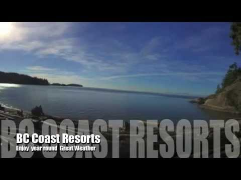 Parksville Ocean Waterfront Resort, Nanaimo a BC Coastal Resort on Vancouver Island,