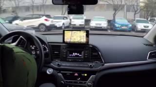 파인드라이브T GPS 수신속도