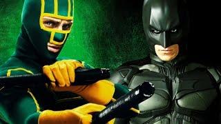 The Dark Knight (Kick-Ass Style!)