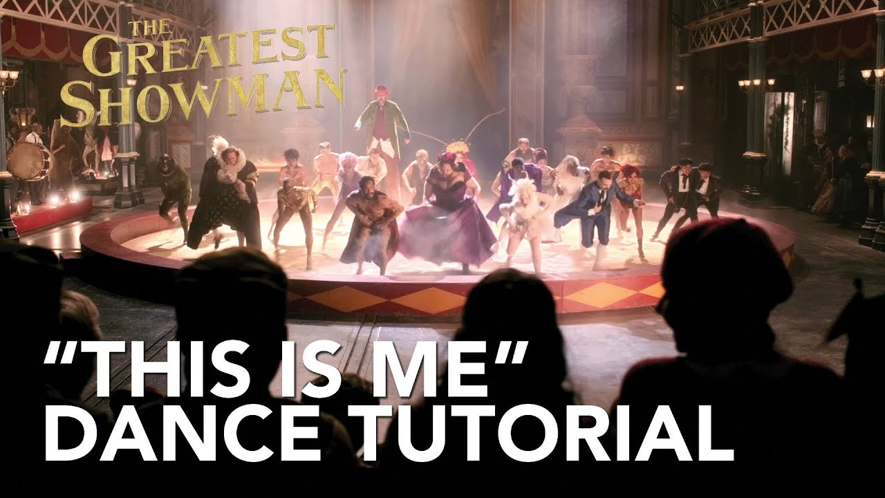 The Greatest Showman This Is Me Video Tutorial Hd