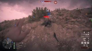Battlefield™ 1 heatshot pilot in online game