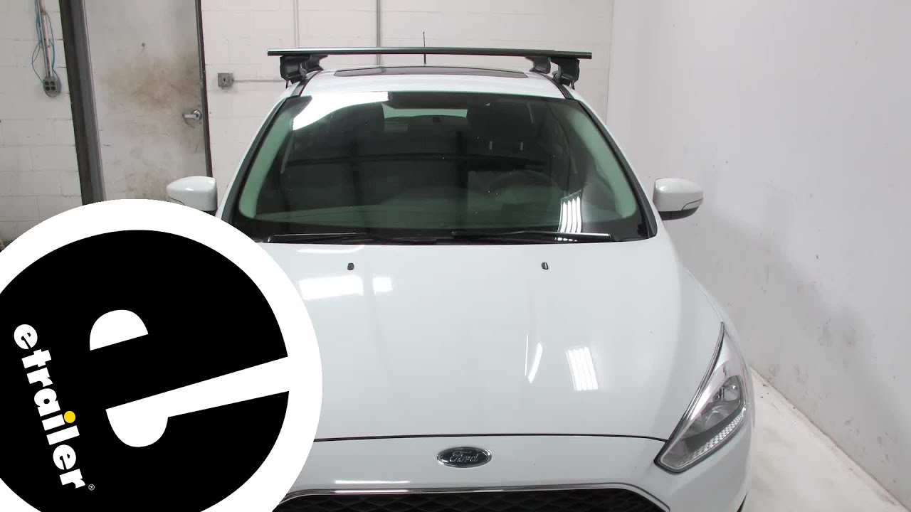 Inno Roof Rack >> Inno Roof Rack Review 2016 Ford Focus