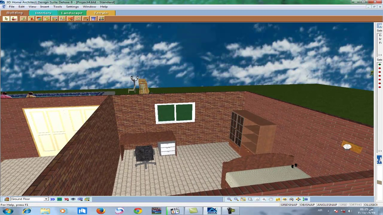 3D Home Architect Design Suite Deluxe By Ahmed Halema - YouTube