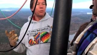 My First Hot Air Balloon Ride! (HD)