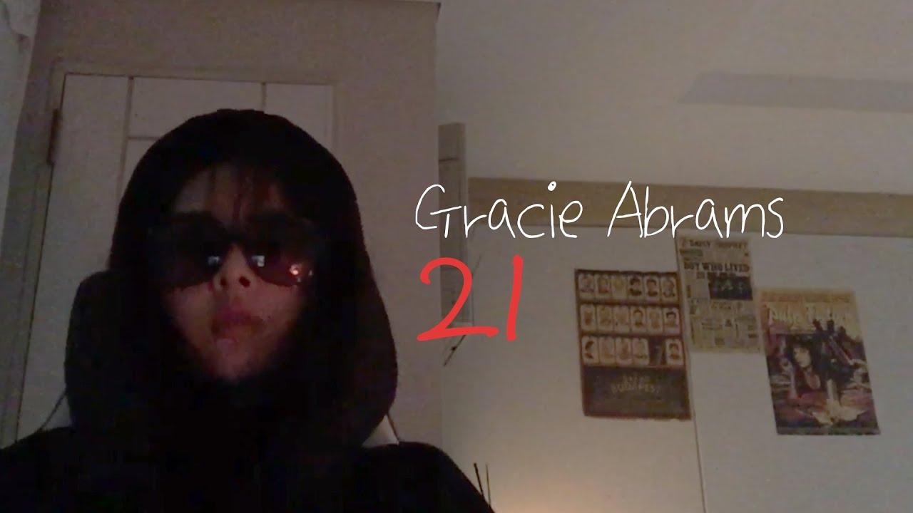 Gracie Abrams - 21 (acoustic) cover