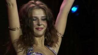 russian bellydancer Malika
