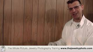 Which Light Box is Good For Jewelry Photography - Matthew Perosi