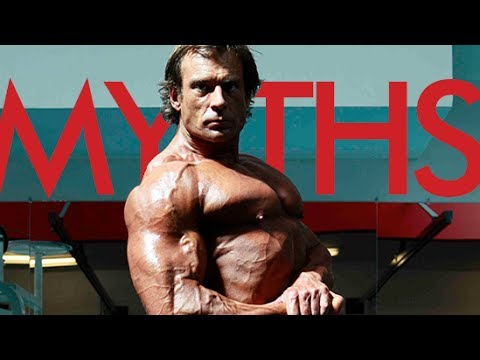 Bodybuilding Myths 1: Train A Muscle Once A Week